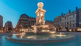 Place Jacobins Lyon