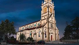Chazay Eglise