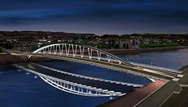Lyon Pont Schuman