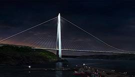 Istanbul Pont Bosphore