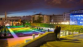 Bruxelles Palais des Congres