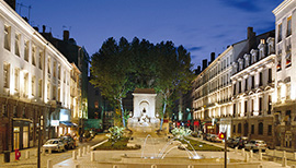 Place Gailleton Lyon