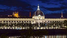 Grand Hotel Dieu Lyon