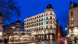 Hotel Carlton Chabert à Lyon
