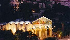 Basilique de Guetchemanie Israel
