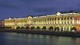 Musée de l'Hermitage St Petersbourg